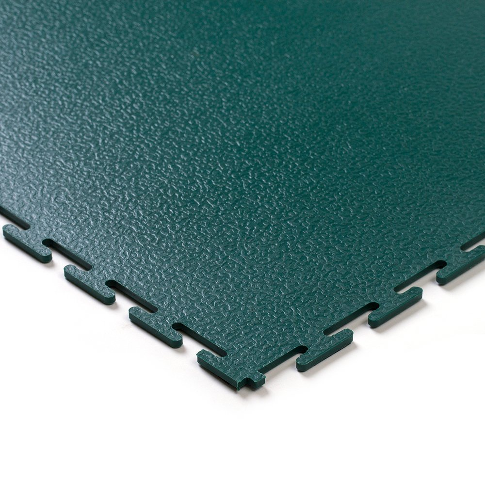Tough Lock Textured Floor Coverings Style Green