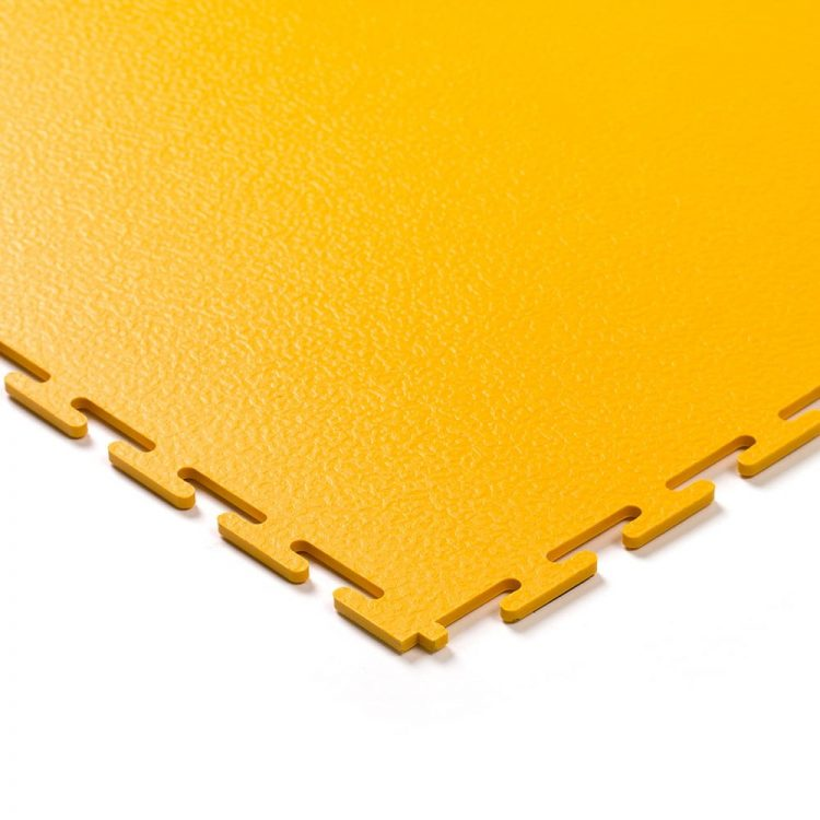 Tough Lock Textured Floor Coverings Style Yellow
