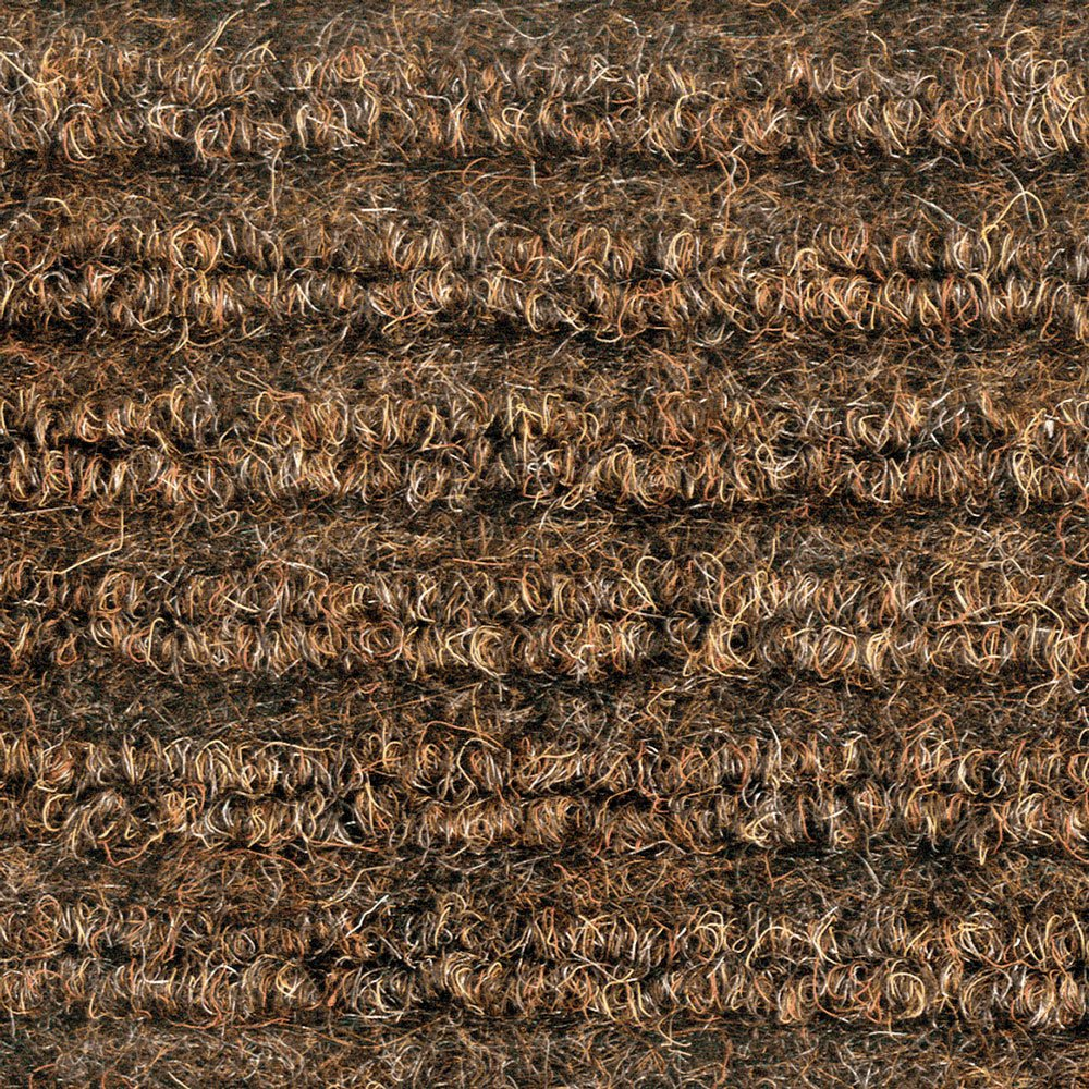Toughrib Contract Entrance Matting Style Brown