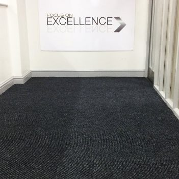 Toughrib Diagonal Entrance Matting