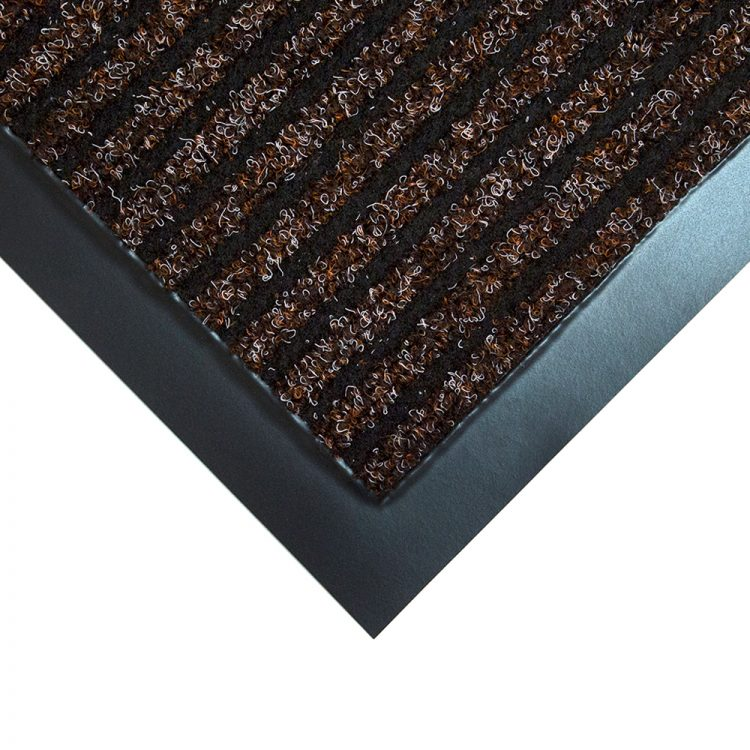 Toughrib Entrance Mat Style Brown