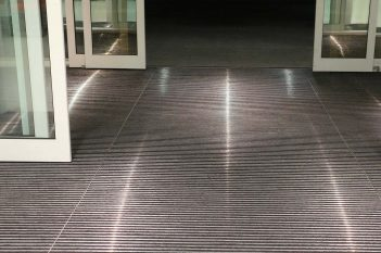 hospital entrance matting