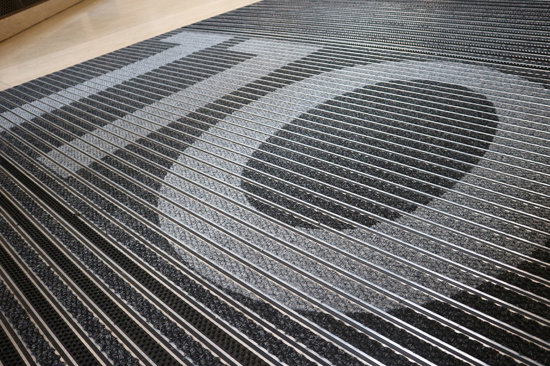 bank barrier matting