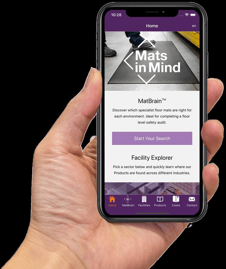 Mats in Mind App
