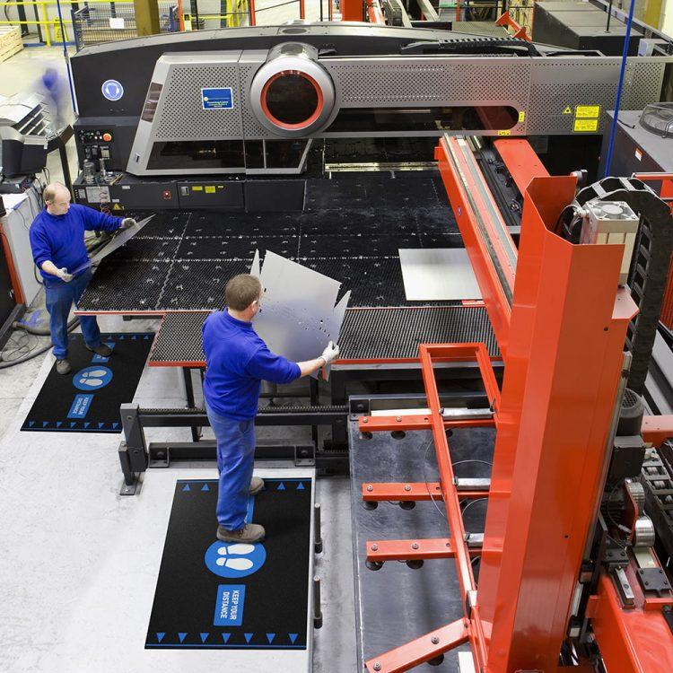 social distancing anti fatigue mat engineering