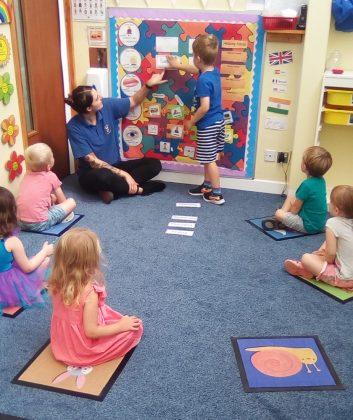 school play mats social distancing
