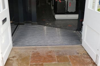 Samsonite barrier matting