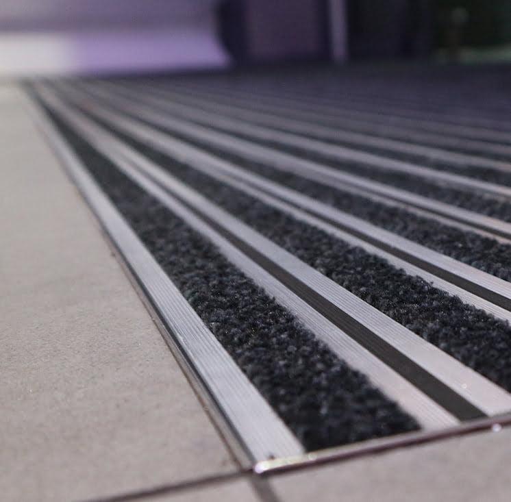 Heathrow entrance matting