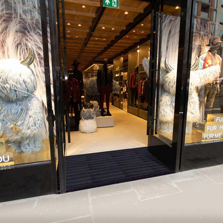 premier fasttrack entrance matting retail
