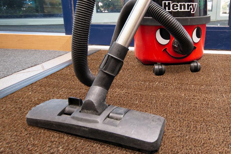 vacuum coir doormats