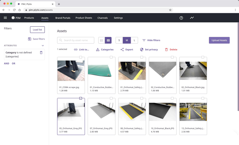 matting pim screenshot