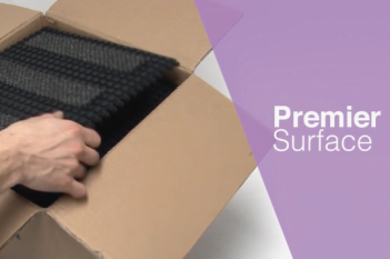 premier surface product video
