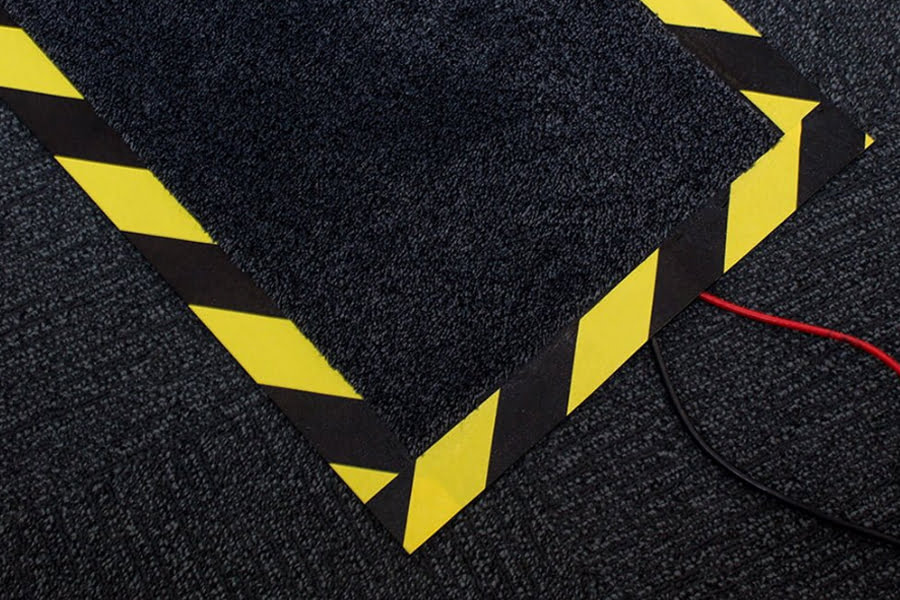 cable protector mat